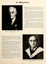 Page 9, 1951 Edition, Medical College of Virginia - X Ray Yearbook (Richmond, VA) online yearbook collection