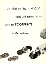 Page 12, 1953 Edition, Medical College of Virginia - X Ray Yearbook (Richmond, VA) online yearbook collection