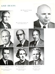 Page 13, 1958 Edition, Medical College of Virginia - X Ray Yearbook (Richmond, VA) online yearbook collection