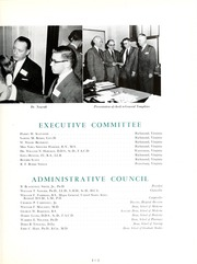 Page 15, 1958 Edition, Medical College of Virginia - X Ray Yearbook (Richmond, VA) online yearbook collection