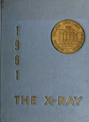 Page 1, 1961 Edition, Medical College of Virginia - X Ray Yearbook (Richmond, VA) online yearbook collection