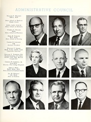 Page 11, 1961 Edition, Medical College of Virginia - X Ray Yearbook (Richmond, VA) online yearbook collection