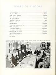 Page 12, 1961 Edition, Medical College of Virginia - X Ray Yearbook (Richmond, VA) online yearbook collection