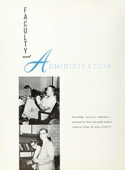 Page 8, 1961 Edition, Medical College of Virginia - X Ray Yearbook (Richmond, VA) online yearbook collection