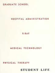 Page 11, 1963 Edition, Medical College of Virginia - X Ray Yearbook (Richmond, VA) online yearbook collection