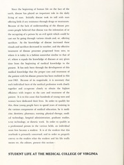 Page 12, 1963 Edition, Medical College of Virginia - X Ray Yearbook (Richmond, VA) online yearbook collection