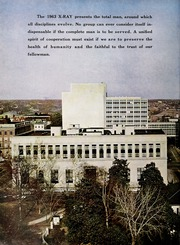 Page 8, 1963 Edition, Medical College of Virginia - X Ray Yearbook (Richmond, VA) online yearbook collection
