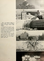 Page 7, 1966 Edition, Medical College of Virginia - X Ray Yearbook (Richmond, VA) online yearbook collection