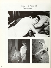 Page 10, 1971 Edition, Medical College of Virginia - X Ray Yearbook (Richmond, VA) online yearbook collection