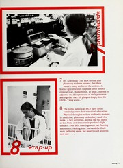 Page 9, 1976 Edition, Medical College of Virginia - X Ray Yearbook (Richmond, VA) online yearbook collection