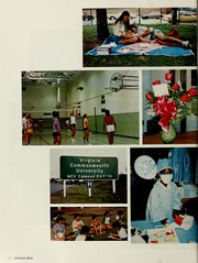 Page 14, 1983 Edition, Medical College of Virginia - X Ray Yearbook (Richmond, VA) online yearbook collection