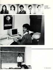 Page 59, 1985 Edition, Medical College of Virginia - X Ray Yearbook (Richmond, VA) online yearbook collection