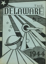 Delaware Valley Central High School - Delaware Yearbook (Callicoon, NY) online yearbook collection, 1944 Edition, Page 1