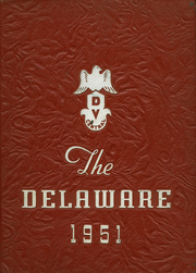 Delaware Valley Central High School - Delaware Yearbook (Callicoon, NY) online yearbook collection, 1951 Edition, Page 1