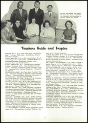 Page 10, 1955 Edition, Delaware Valley Central High School - Delaware Yearbook (Callicoon, NY) online yearbook collection