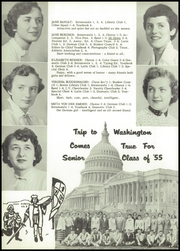 Page 12, 1955 Edition, Delaware Valley Central High School - Delaware Yearbook (Callicoon, NY) online yearbook collection