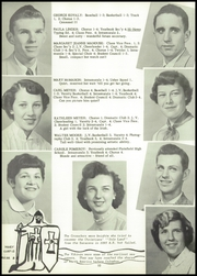 Page 14, 1955 Edition, Delaware Valley Central High School - Delaware Yearbook (Callicoon, NY) online yearbook collection