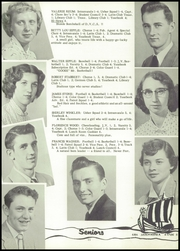 Page 15, 1955 Edition, Delaware Valley Central High School - Delaware Yearbook (Callicoon, NY) online yearbook collection