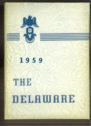 Page 1, 1959 Edition, Delaware Valley Central High School - Delaware Yearbook (Callicoon, NY) online yearbook collection