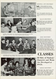 Page 12, 1959 Edition, Delaware Valley Central High School - Delaware Yearbook (Callicoon, NY) online yearbook collection
