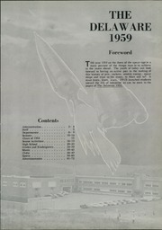 Page 5, 1959 Edition, Delaware Valley Central High School - Delaware Yearbook (Callicoon, NY) online yearbook collection
