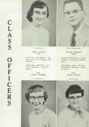 Page 13, 1955 Edition, Mayville Central High School - Pacemaker Yearbook (Mayville, NY) online yearbook collection