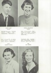 Page 14, 1955 Edition, Mayville Central High School - Pacemaker Yearbook (Mayville, NY) online yearbook collection
