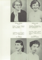 Page 15, 1955 Edition, Mayville Central High School - Pacemaker Yearbook (Mayville, NY) online yearbook collection