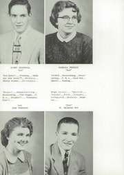 Page 16, 1955 Edition, Mayville Central High School - Pacemaker Yearbook (Mayville, NY) online yearbook collection