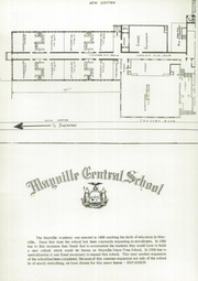 Page 6, 1955 Edition, Mayville Central High School - Pacemaker Yearbook (Mayville, NY) online yearbook collection