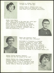 Page 16, 1955 Edition, Parishville Hopkinton High School - Panorama Yearbook (Parishville, NY) online yearbook collection