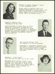 Page 17, 1955 Edition, Parishville Hopkinton High School - Panorama Yearbook (Parishville, NY) online yearbook collection