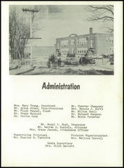 Page 5, 1955 Edition, Parishville Hopkinton High School - Panorama Yearbook (Parishville, NY) online yearbook collection