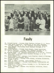 Page 6, 1955 Edition, Parishville Hopkinton High School - Panorama Yearbook (Parishville, NY) online yearbook collection