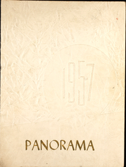 Parishville Hopkinton High School - Panorama Yearbook (Parishville, NY) online yearbook collection, 1957 Edition, Page 1