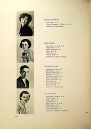Page 10, 1936 Edition, Elba Central School - Revue Yearbook (Elba, NY) online yearbook collection