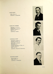 Page 13, 1936 Edition, Elba Central School - Revue Yearbook (Elba, NY) online yearbook collection