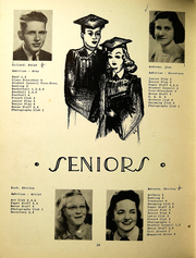 Page 12, 1942 Edition, Elba Central School - Revue Yearbook (Elba, NY) online yearbook collection