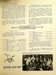 Page 15, 1942 Edition, Elba Central School - Revue Yearbook (Elba, NY) online yearbook collection