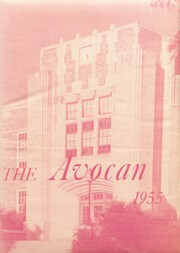 1955 Edition, Avoca Central High School - Avocan Yearbook (Avoca, NY)