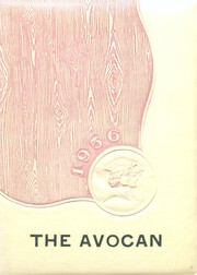1956 Edition, Avoca Central High School - Avocan Yearbook (Avoca, NY)