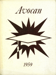 Page 1, 1959 Edition, Avoca Central High School - Avocan Yearbook (Avoca, NY) online yearbook collection