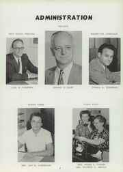 Page 11, 1959 Edition, Avoca Central High School - Avocan Yearbook (Avoca, NY) online yearbook collection