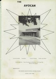 Page 5, 1959 Edition, Avoca Central High School - Avocan Yearbook (Avoca, NY) online yearbook collection