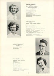Page 12, 1952 Edition, Clymer Central High School - Spotlight Yearbook (Clymer, NY) online yearbook collection