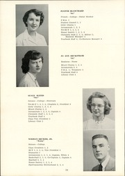 Page 16, 1952 Edition, Clymer Central High School - Spotlight Yearbook (Clymer, NY) online yearbook collection