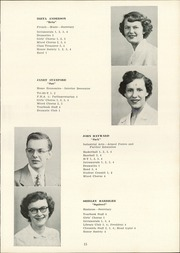 Page 17, 1952 Edition, Clymer Central High School - Spotlight Yearbook (Clymer, NY) online yearbook collection