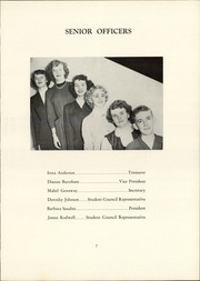 Page 9, 1952 Edition, Clymer Central High School - Spotlight Yearbook (Clymer, NY) online yearbook collection