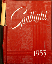 Page 1, 1953 Edition, Clymer Central High School - Spotlight Yearbook (Clymer, NY) online yearbook collection