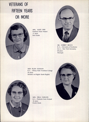 Page 12, 1958 Edition, Clymer Central High School - Spotlight Yearbook (Clymer, NY) online yearbook collection
